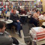 Lesung in Lhotzkys Literaturbuffet