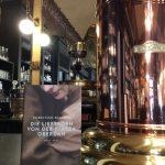 Das Caffè San Marco ist ein beliebter Treffpunkt der Irredentisten, Pino ist dort weniger Häuser entfernt aufgewachsen:
